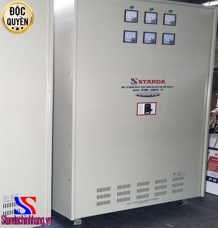 Ổn áp Standa 200KVA 3 pha (260V – 430V)