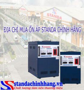 Hướng dẫn cách đấu ổn áp Standa