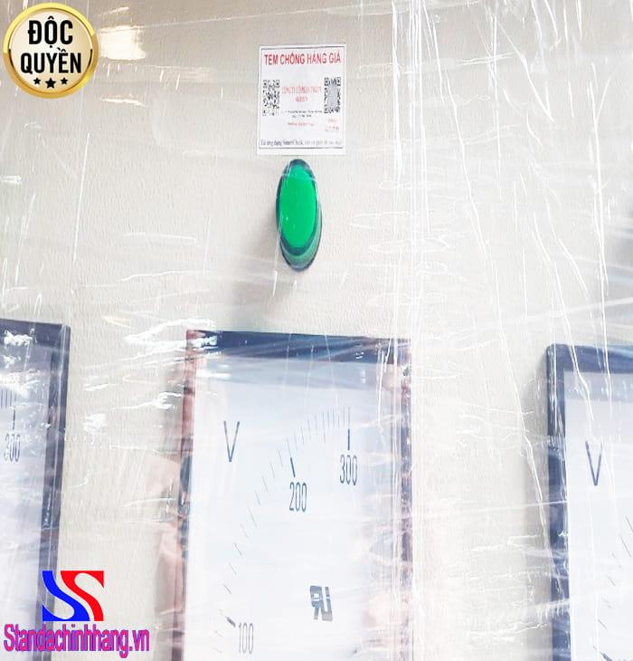 Dấu hiệu nhận biết ổn áp Standa 200kVA 3 pha dải điện áp 160V đến 430V
