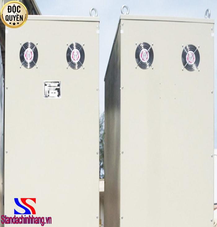 Tác dụng của ổn áp Standa 500KVA 3 pha (260V-430V)