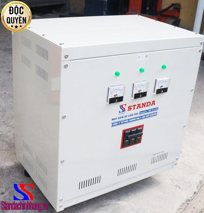 máy cân bằng pha điện áp 3pha - Máy cân pha Standa sử dụng linh kiện chất lượng tốt nhất