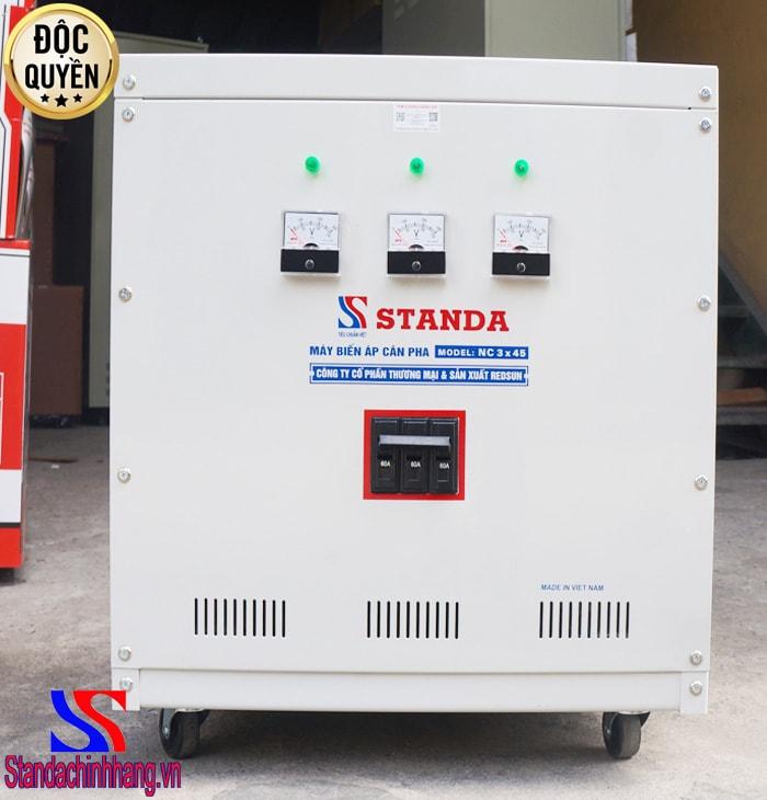 Máy cân pha Standa NC 3×45 – Tủ điện cân pha