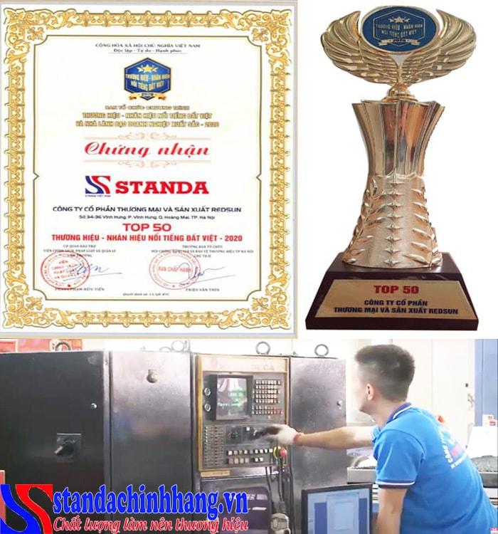 Mua ổn áp Standa chính hãng từ nhà máy sản xuất Redsun