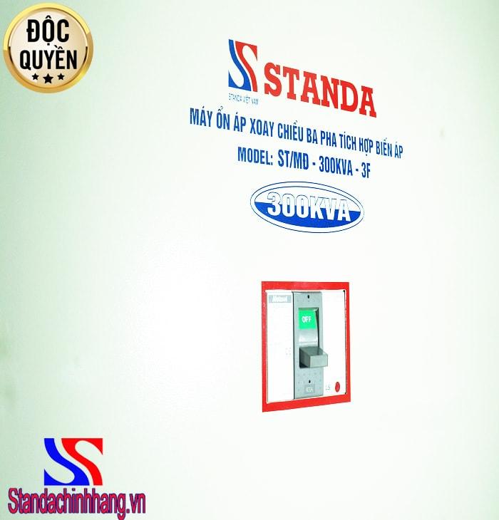 Tác dụng của ổn áp Standa 300kva 3 pha dải 160V-430V