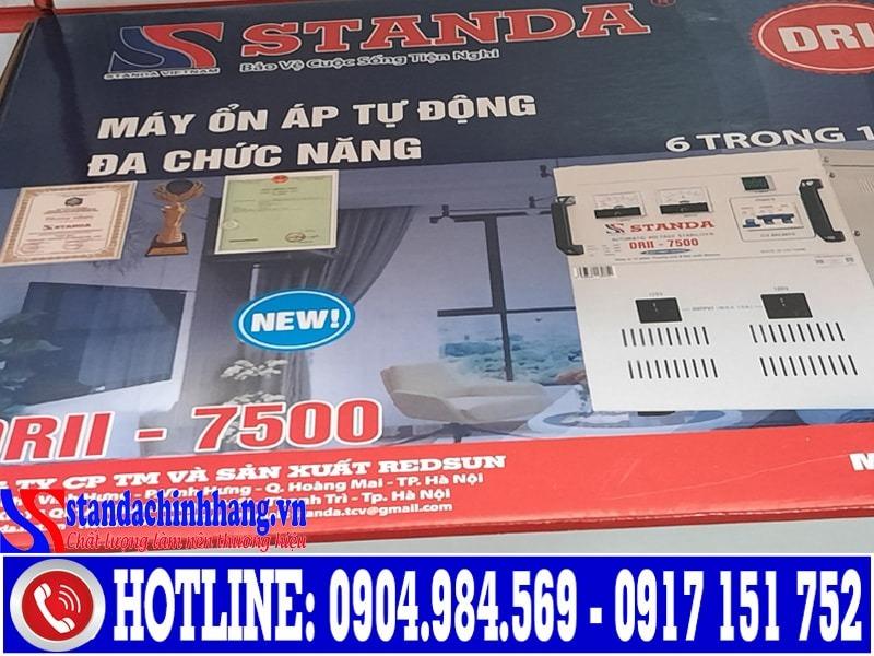 Đại lý ổn áp Standa tại Hà Nội