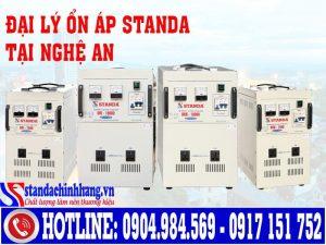 đại lý ổn áp Standa ở Nghệ An