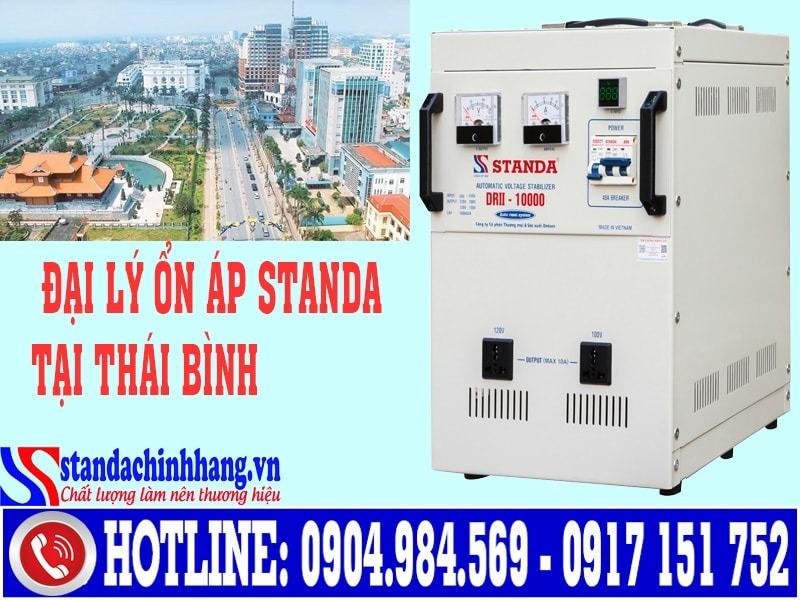 Đại lý ổn áp Standa tại Thái Bình