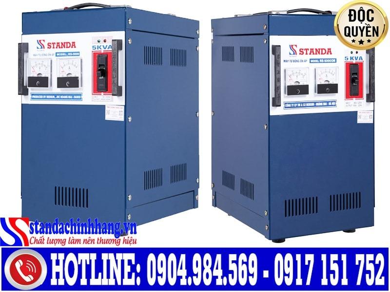 Mách bạn cách chọn ổn áp tủ lạnh chính hãng Standa