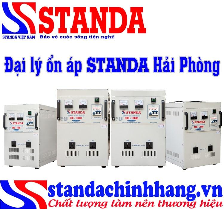 Mở đại lý ổn áp Standa ở Hải Phòng
