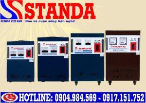 Chất lượng và giá ổn áp Standa và biến áp Standa được đánh giá cao