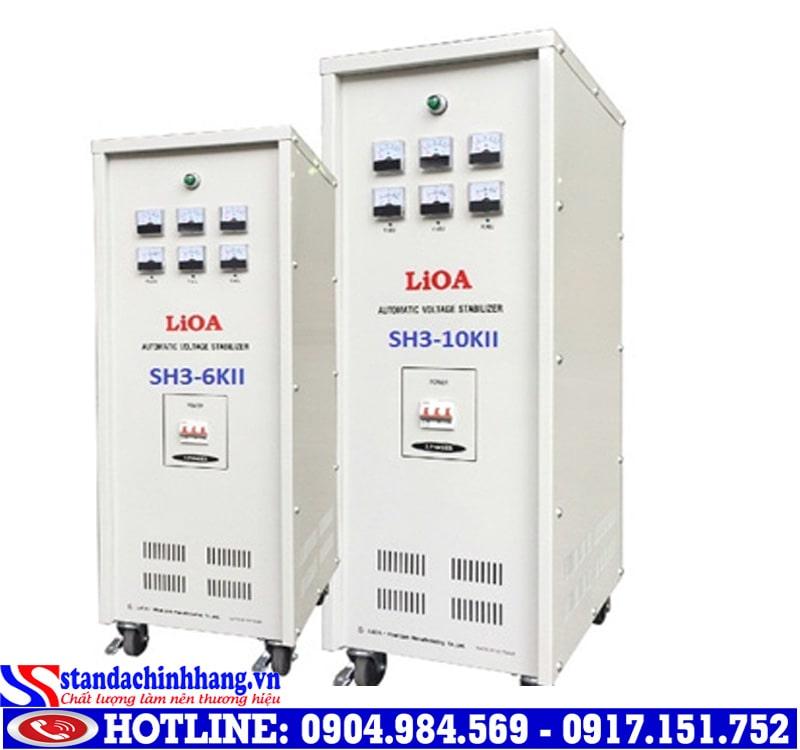 Những lý do không nên sử dụng ổn áp LIOA 5kva cũ