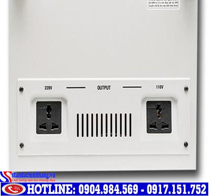 Chất lượng của ổn áp lioa 1 pha 5kva dải 90V - 250V