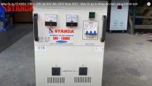 Máy ổn áp STANDA 10KVA DRI dải 90V đến 250V New 2021 – Máy ổn áp tự động đa chức năng thế hệ mới