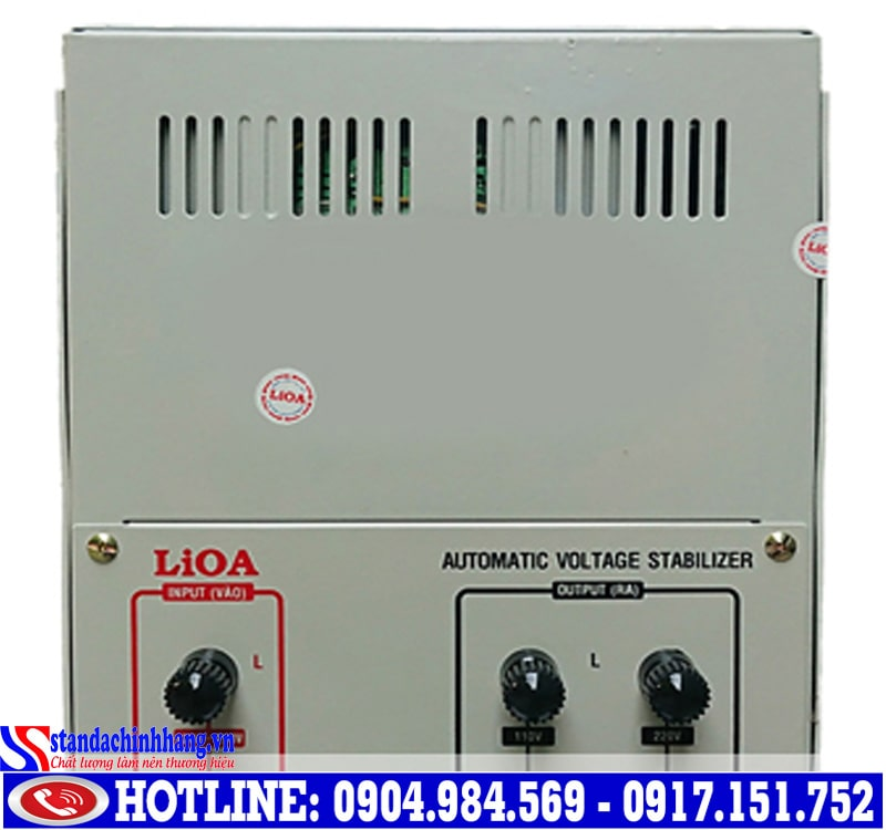 Đặc điểm ổn áp lioa 5kva DRI điện áp 90V đến 250V