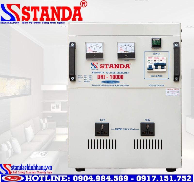 Đánh giá ổn áp Standa – ổn áp nào tốt số 1 tại Việt Nam hiện nay