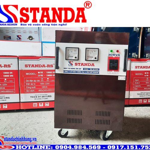 Ổn áp Standa 30KVA dùng cho năng lượng mặt trời