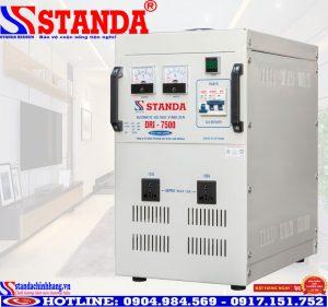 lựa chọn ổn áp cho gia đình Standa 7.5KVA