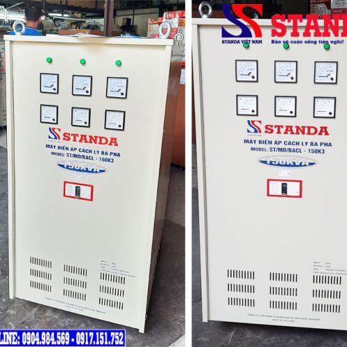 Biến áp cách ly dùng cho tàu thủy STANDA 150KVA