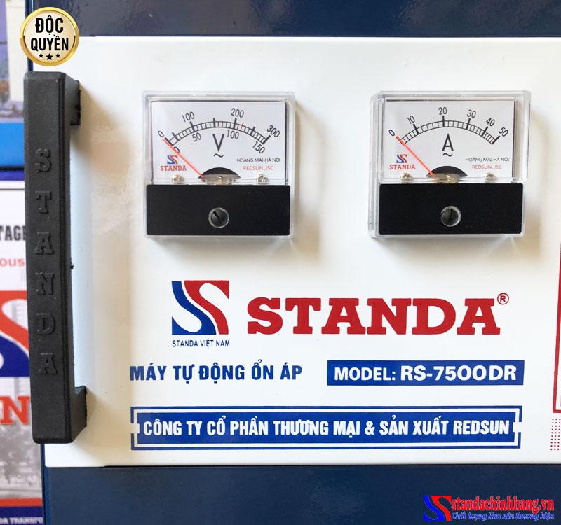 Ảnh đồng hồ STanda 7.5KVA điện áp 90V -250V