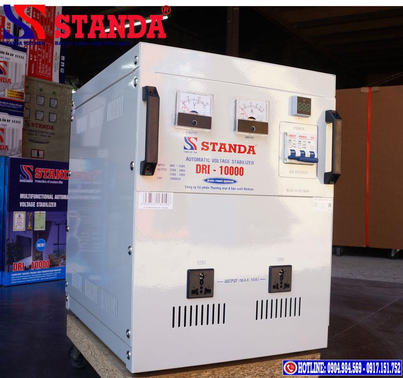 Hệ thống đại lý ổn áp STANDA rộng khắp cả nước