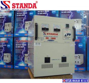có ổn áp mà điện vẫn yếu