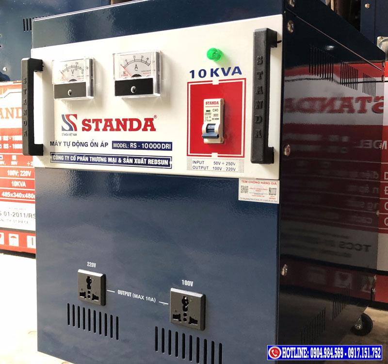 Chất lượng ổn áp STANDA Redsun đứng số 1