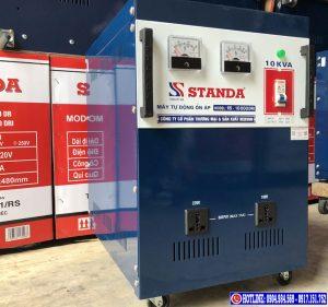Những điểm mạnh của dòng máy ổn áp STANDA Redsun có thể kể đến như