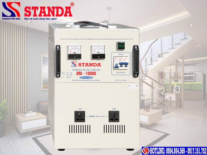 Kinh nghiệm chọn mua máy ổn định điện áp tốt nhất