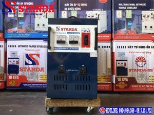 Cách chỉnh điện ra ổn áp STANDA
