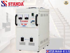 Ổn áp STANDA tăng điện sử dụng để ổn định điện áp cho gia đình