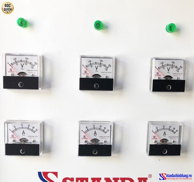 Ổn áp Standa 30KVA 3 pha dải 260V New 2021