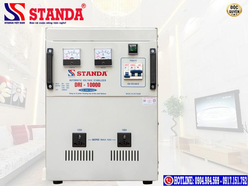 Chất lượng ổn áp để kéo điện STANDA cực tốt