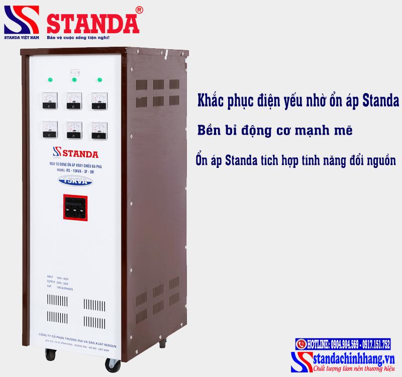 Điện 3 pha bị yếu cách khắc phục đơn giản nhất tại nhà
