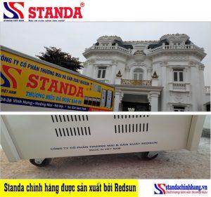 Ảnh công ty sản xuất Standa chính hãng là công ty cổ phần thương mại và sản xuất Redsun
