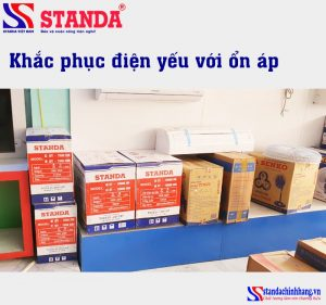 Điện yếu có nên dùng ổn áp - ổn áp đặc trị điện yếu