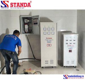 hướng dẫn lắp đặt ổn áp lioa Standa