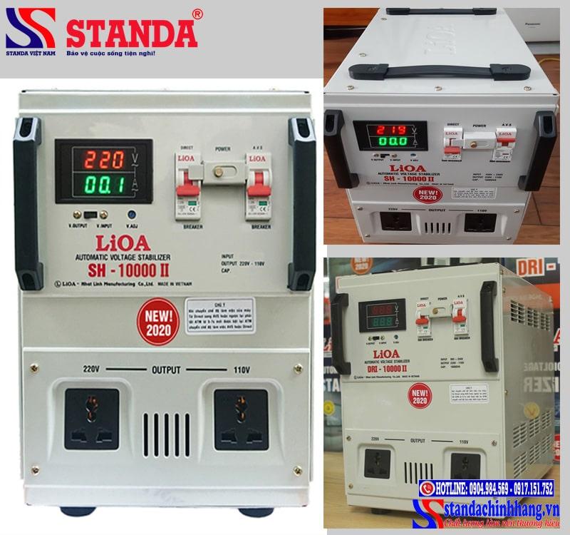 Dùng LIOA mà điện vẫn yếu cach khac phuc