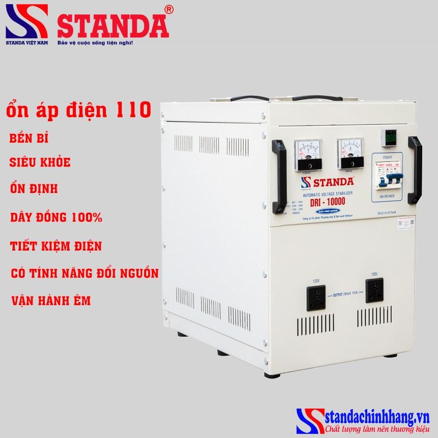 Tác dụng của ổn áp điện 110