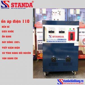 Những lưu ý khi sử dụng ổn áp 220V sang 110V