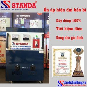 Hướng dẫn sử dụng ổn áp an toàn, tiết kiệm điện cho gia đình